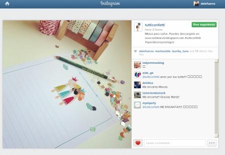 tutti confeti instagram